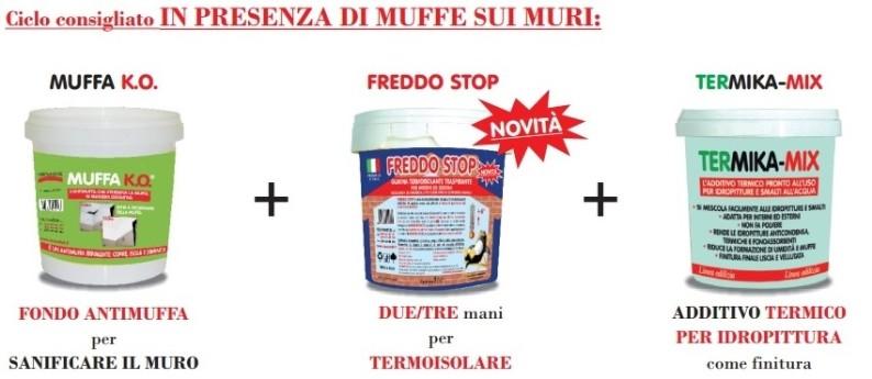Muffa KO , elimina la muffa - Come eliminare la muffa e l umidità ...